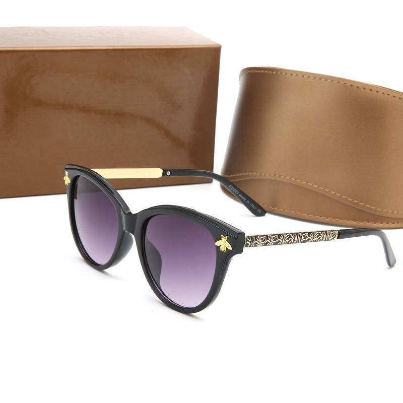 354cead32c Compre Gucci 0521 Gafas De Sol De Diseño Gafas Redondas Clásicas Con Montura  De Tablón De Primera Calidad Estilo Simple Lentes Anti UV Para Exteriores  Con ...