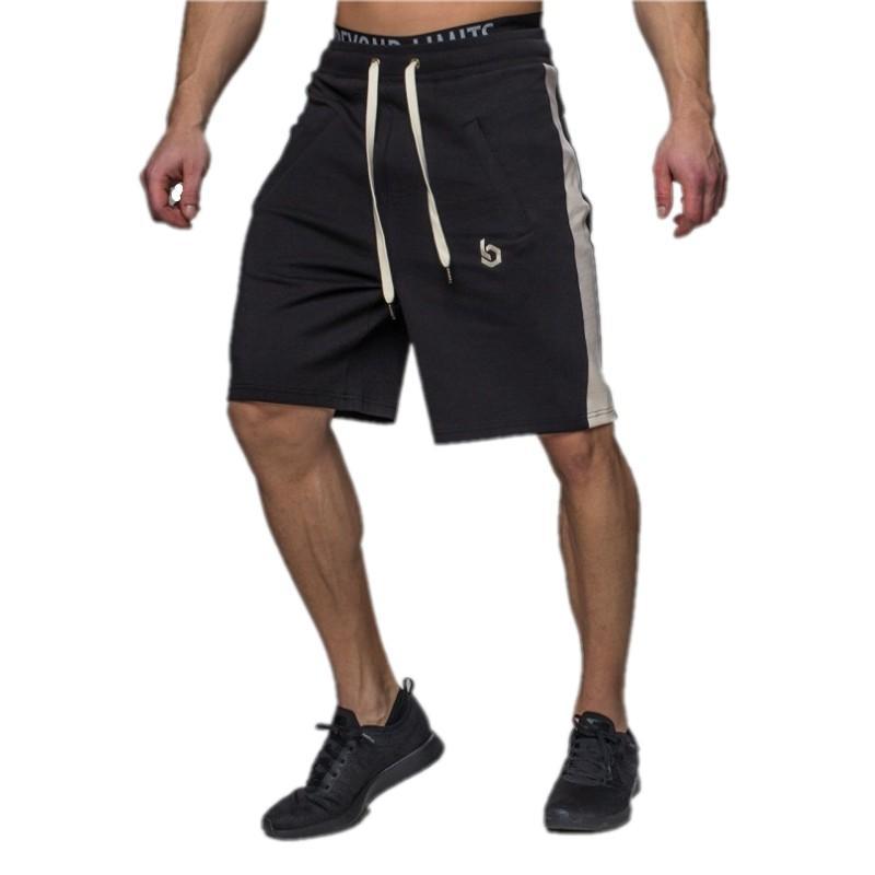 Hombres Cortos Pantalones Compre GYM Jogging Para Algodón Cortos Deporte Verano Chándal Pantalones Shorts Hombres Hasta Entrenamiento Correr Pantalones De xqvYp0qF