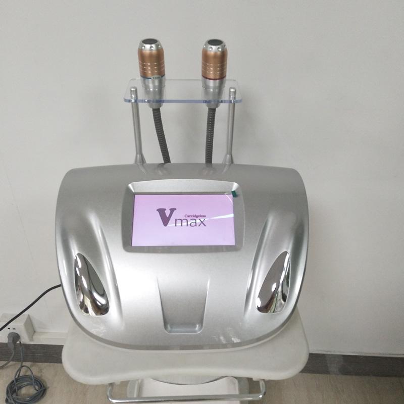 مصغرة hifu الوجه رفع آلة إزالة التجاعيد الجلد الوجه تجديد vmax معدات الجمال جهاز تجديد البشرة بالموجات فوق الصوتية