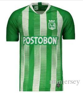 d1802aff4 2019 2019 20 Atletico Nacional Medellin Soccer Jersey TORRES National  Competition H.BARCOS Home Away Football Shirts From Manjersey