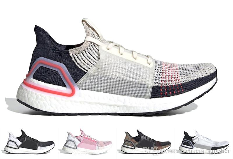 9f42080c3 2019 Ultra Boosts 5.0 Running Shoes Ultraboost19 Mens Womens Walking  Sneakers Ultraboost 3.0 4.0 Trainers Designer Shoe Sport Shoes Mens  Sneakers From ...