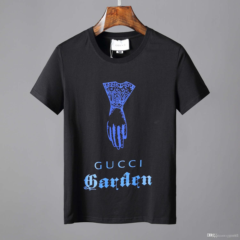 61a6736e 18ss 100% Cotton O Neck Custom Printed Men T Shirt Hand Of God Michelangelo  The Creation Of Adam Women T Shirt Cool Tees Graphic T Shirt From Guozh2,  ...