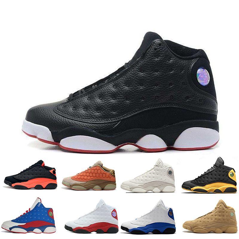 2afa1a530dc15d 13 13s Cap And Gown Men Women Basketball Shoes Atmosphere Grey Terracotta  Blush Black Phantom Black Cat Sports Sneakers Designer Trainers Cheap Shoes  4e ...