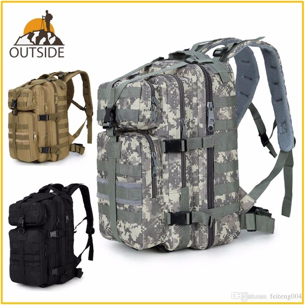 600D Waterproof Military Tactical Assault Molle Pack 35L Sling Backpack  Army Rucksack Bag for Outdoor Hiking Camping Hunting  108511 Table Tennis  Outdoor ... 9eaf24da6258d