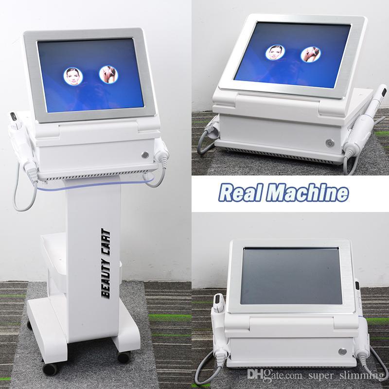 hifu portable ultrasound beauty machine hifu facial machines body shaper vaginal tightening rejuvenatrion Machine Anti Slimming
