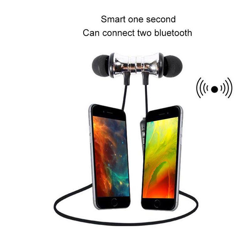 XT11 سماعات بلوتوث اللاسلكية الركض الرياضة سماعات رأس BT 4.2 مع ميكروفون ياربود للهواتف الذكية