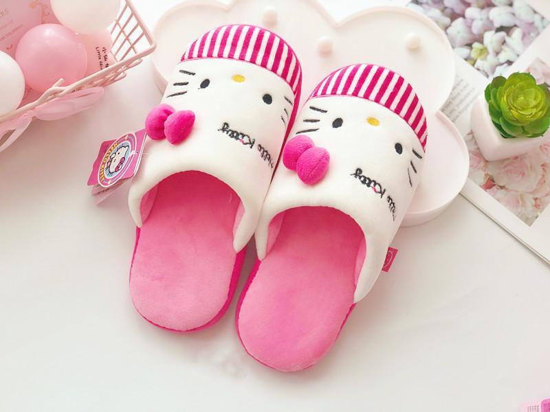shop limpido in vista buona reputazione Pantofole Hello Kitty Prezzo Prezzo Hello Pantofole ...