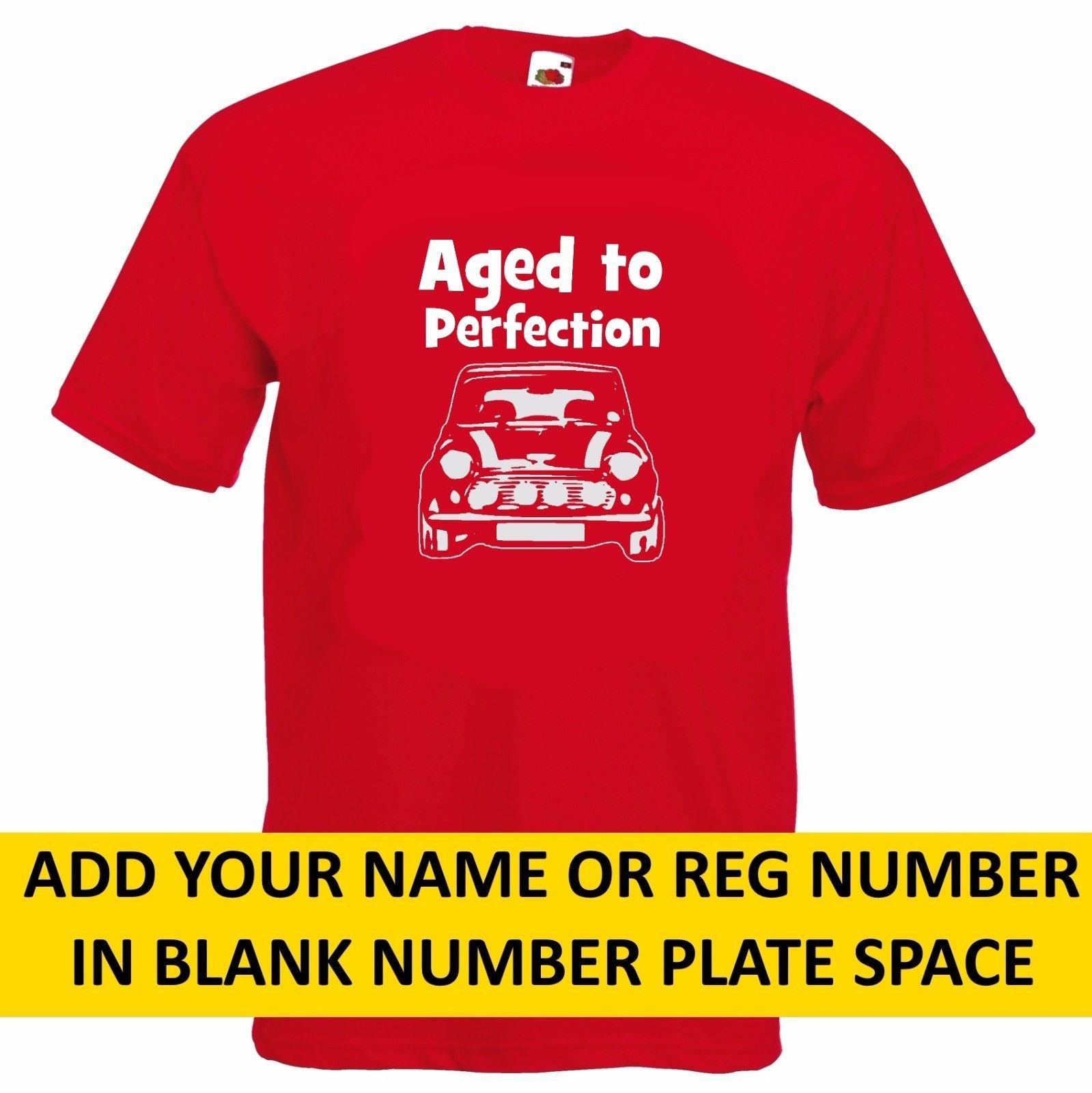 45c4fdab1 MINI Cooper T Shirt Car Old Vintage Austin Funny Gift Dad Classic Humor  Aged Funny Unisex Casual T Sirt T Shirt Sites From Fantees, $12.96|  DHgate.Com