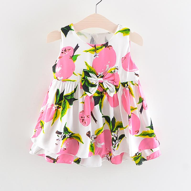 c3a881a85f3 2019 Good Quality New 2019 Girls Summer Dress Kids Clothes Girls Party  Dress Children Clothing Cute Princess Flower Girl Dresses Hot Sale From  Westbit16