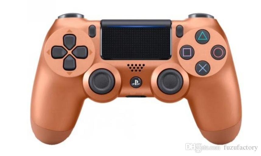 Nuevo paquete minorista PS4 Controlador inalámbrico para Sony PlayStation 4 Sistema de juegos Controladores de juegos Juegos Joystick dhl