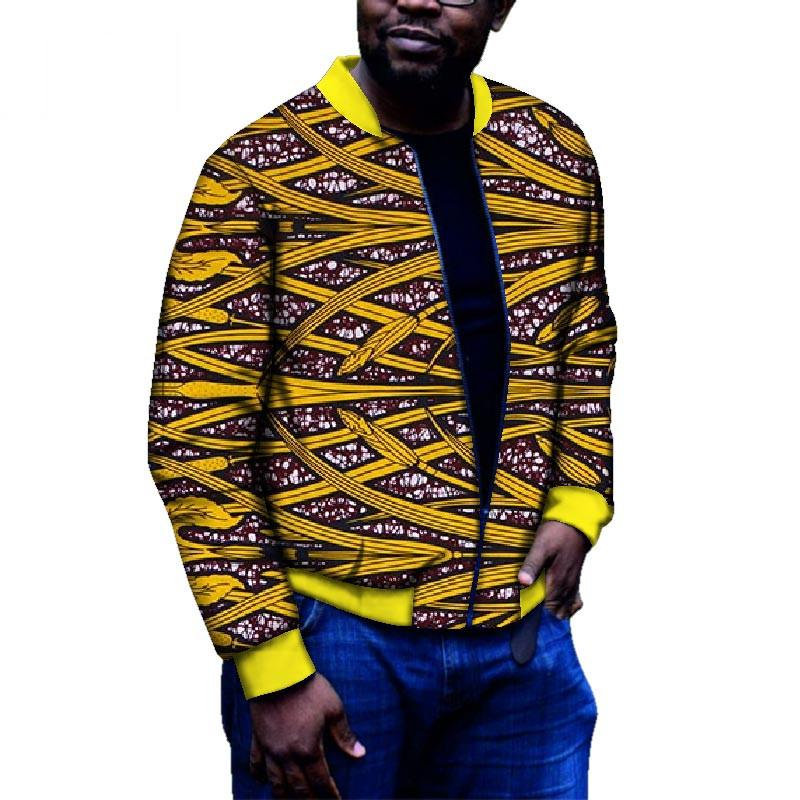 2c33b6c7c Jackets Women Plus Size Men African Clothing Windbreaker Traditional  Outerwear Coats Zipper Print Wax Dasiki WYN383 Site Jacket Denim Jacket  With Wool From ...