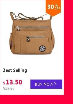 2017 New Fashion Women's Waterproof Nylon Messenger Bags Female Tote Shoulder Bags Girls Casual Handbags Crossbody small Bag