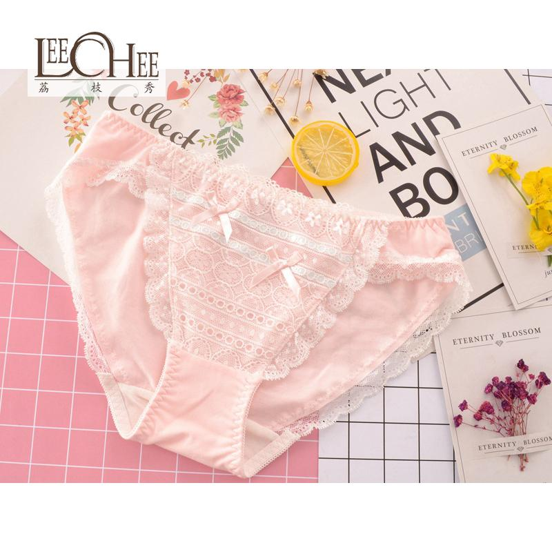 9fbca0eaa343 2019 New Day Single Original Girl Student Cotton Ladies Underwear Sweet  Cute Underwear Cotton Briefs From Red2015, $37.28 | DHgate.Com