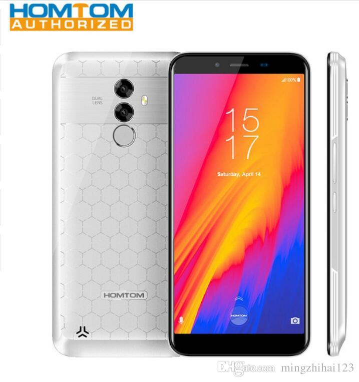 HOMTOM S99 Face ID 6200mAh 4GB 64GB Smartphone 5 5-Inch Bezel-less 21+2MP  Dual Rear Cameras Android 8 0 Fingerprint Mobile Phone