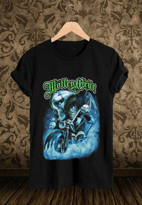2ce21f57 MOTLEY CRUE Shirt BAD BOYS Vintage Inspired Design Street Wear Unisex T  ShirtFunny Unisex Casual Family T Shirts Printed Shirt From Tshirtkidd, ...