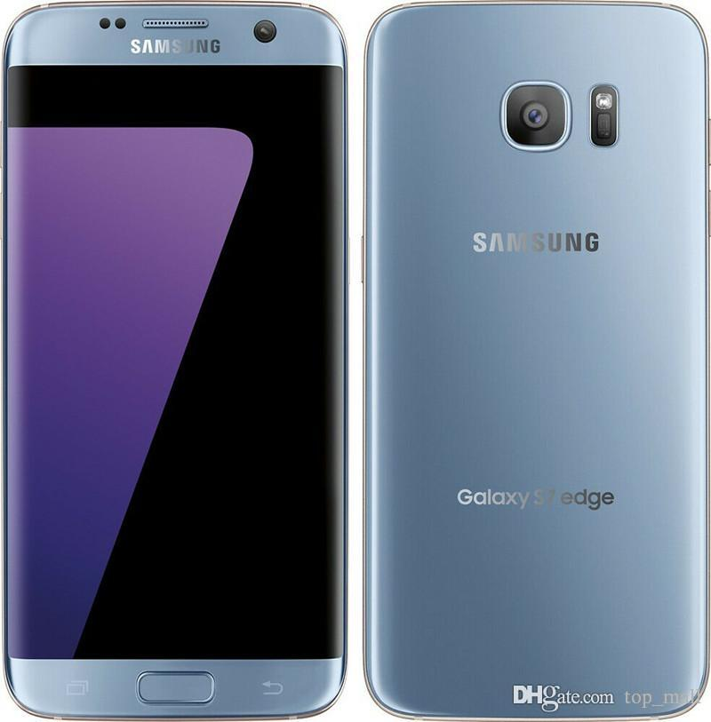 Samsung Galaxy S7 Edge G935F G935A G935T 4GB RAM 32GB ROM 4G ITE 5 5inch  Android Quad Core Refurbished Cell Phone
