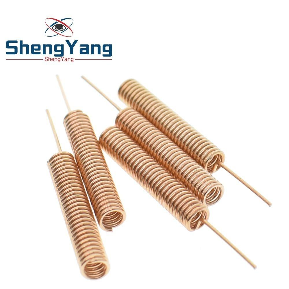 10PCS ShengYang 433MHZ Helical Antenna for Arduino Remote Control DIY