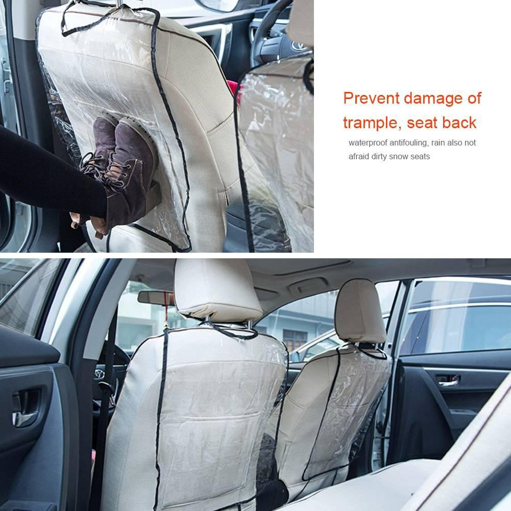 Car Auto Seat Back Protector Cover For Children Kids Kick Mat Mud Dirt Clean Covers Cheap From Yentl Tech 352