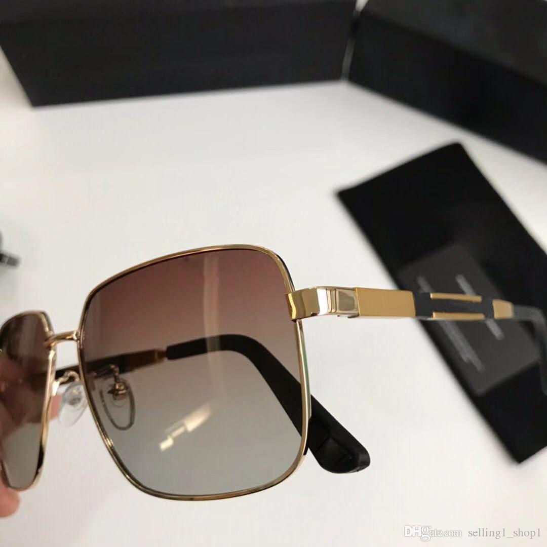 1096d4293 Compre Porsche 1030 Marca De Design Polarizada Óculos De Sol Dos Homens De  Condução Tons Masculinos Retro Óculos De Sol Para Homens Espelho De Verão  Goggle ...