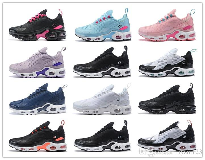 watch 67560 8a4cc New Shoes Man 2019 Air Cushion Chaussures Tn Plus 270 270s Women Running  Shoes for Men TN Jogging Trainers Sports Sneakers Designer Shoes Cheap Shoes  Best ...