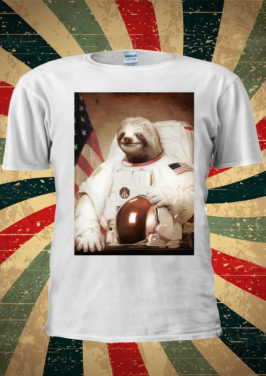 sloth spaceman