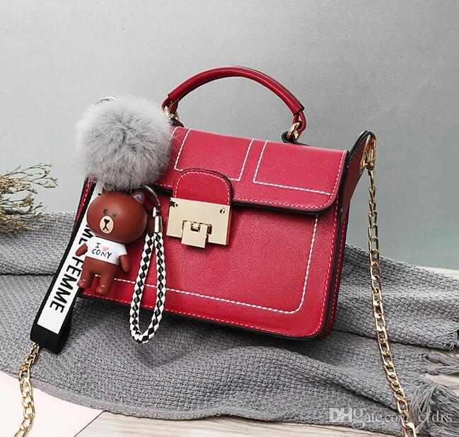 5ecedac35ef72 Satın Al Yeni Kadın Çanta Moda Kadın Çanta Messenger Çanta Zincir Omuz  Çantası Bayan Çantaları Ünlü Çanta Cüzdan Tote Kozmetik Çantası, $124.88 |  DHgate.