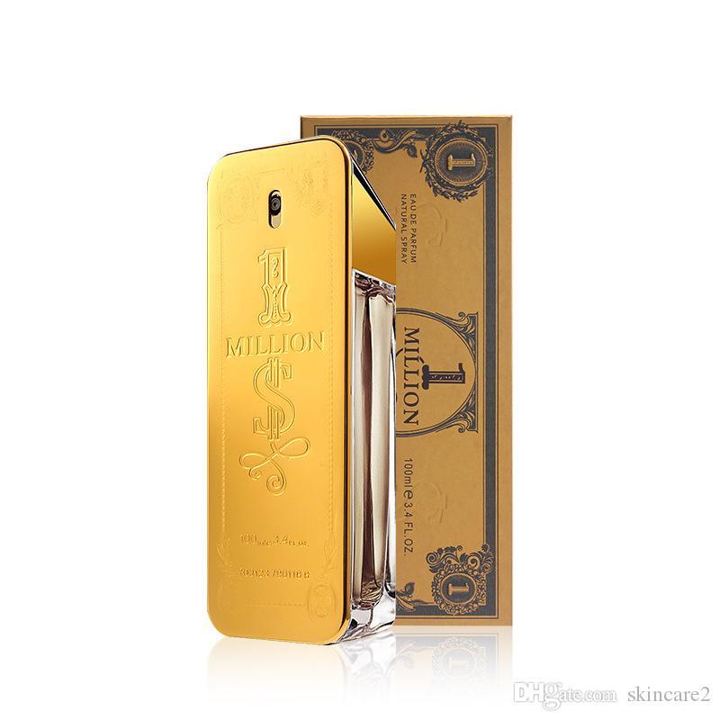 Acheter 2019 Nouvelle Version Parfum De Rabanne Gold Million Homme