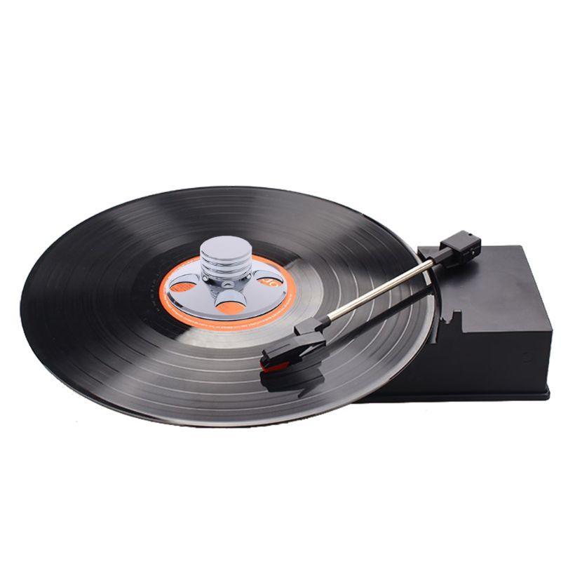 Tragbares Audio & Video Unterhaltungselektronik 2019 Neue Audio Lp Vinyl Plattenspieler Metall Disc Stabilisator Rekord Player Gewicht Clamp Hifi