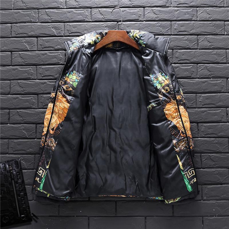 2018 Explosion Autumn Winter Designer Jacket Windbreaker Trend ... 3bdab12c0