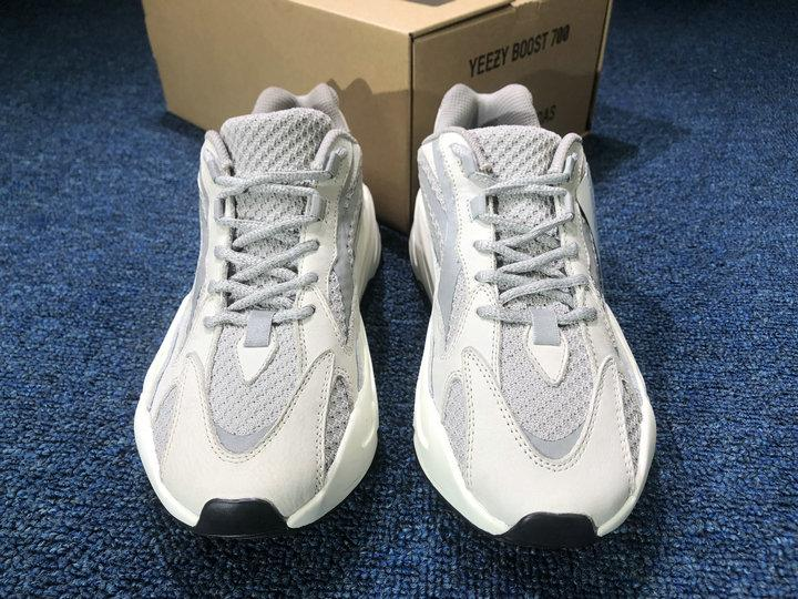 pretty nice 66673 54944 New 700 V2 Static 3M Reflective Running Shoes Mauve Kanye West 700 Mauve  Wave Runner Mens Womens Athletic Sport Sneaker