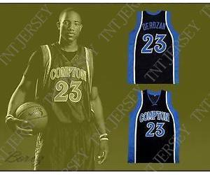 0e1392e1807e 2019 Cheap Custom 2018 New Mens Basketball Jerseys DEMAR DEROZAN COMPTON  Stitched Customize Any Name Number MEN WOMEN YOUTH JERSEY XS 5XL From  Tntjersey