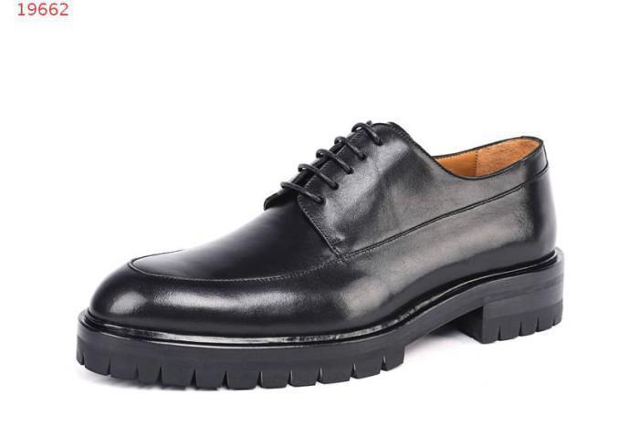 Compre La Marca De Lujo De Los Hombres De Oxford Zapatos De Los Hombres Con  Cordones Zapatos Banquete Vestido De Boda De Negocios Zapatos Negros A   135.9 ... 3f82c70122c4