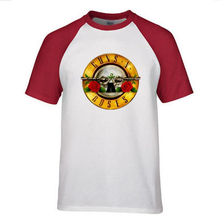 Summer Men T-Shirt Cotton Short Sleeve Western Hip Hop T-Shirt
