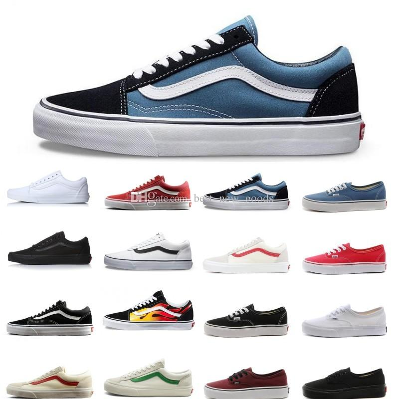 Vans Classics Old Skool Mens Shoes | Baskets | Chaussure