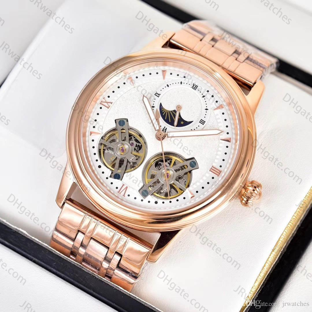Top Luxury Automatic Mechanical Mens Watch Quality Fashion