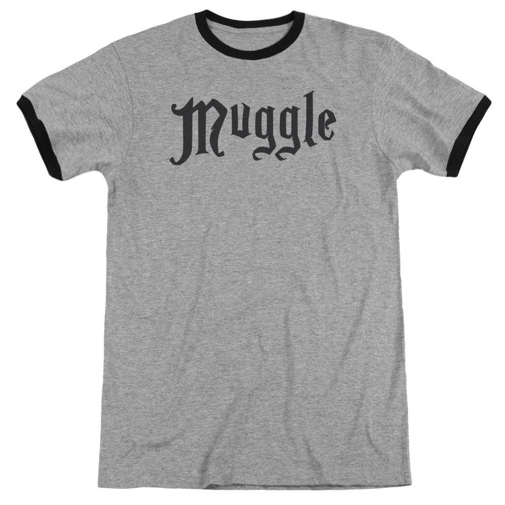 Harry Potter Muggle T Shirts For Men Women Or Kids Funny Unisex Tee
