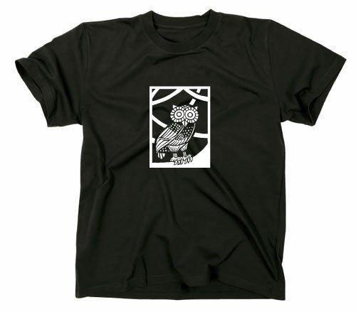 1882c762154c0 Eule Von Minerva T Shirt, Athena, Illuminati, Freimaurer Freemason  Illuminatus Shirts Cool Crazy Design Shirts From Beautifulfuture56, $11.63|  DHgate.Com
