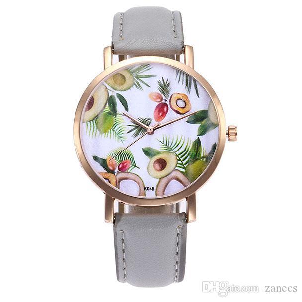 21224706b4e7 Compre Nueva Moda Caliente 2018 Relojes Mujeres Reloj De Cuarzo Relojes De  Pulsera De Cuero Casual Señoras Relogio Feminino Wholesale Drop Shipping A   6.35 ...