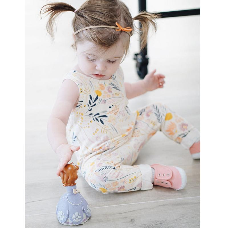 Cute Newborn Infant Baby Girls Clothes Sleeveless Romper Jumpsuit Outfit Summer