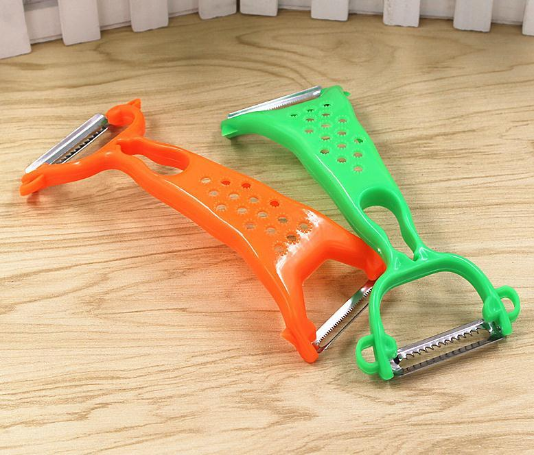5 in 1 2 Sides Multifunction Peeler Vegetable Peeler Double Planing Grater Kitchen Accessories Cooking Tools