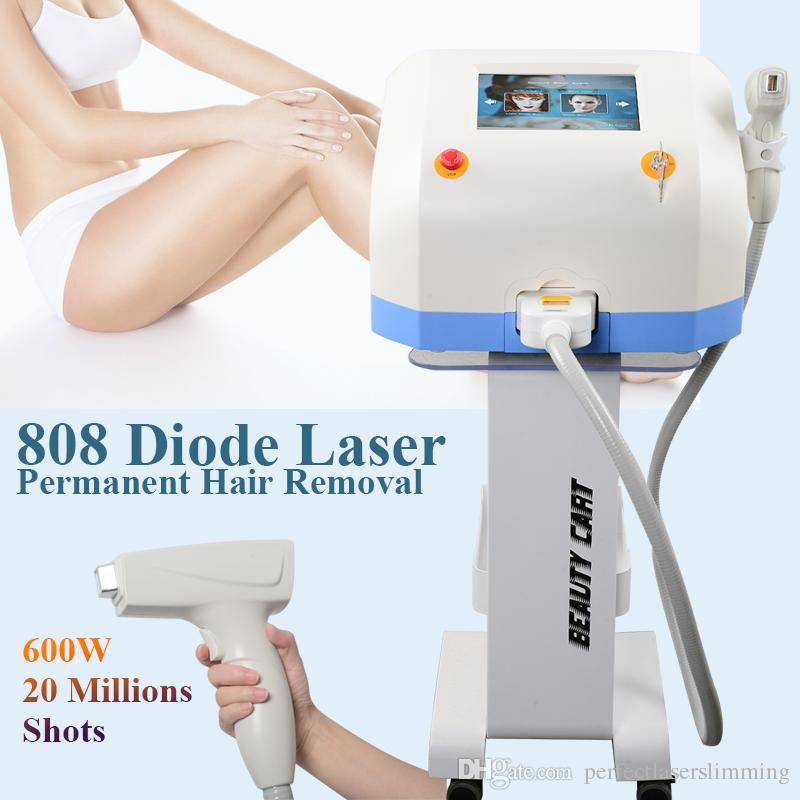 Most popular diode laser hair removal system 808nm Diode laser Soprano 808 diode laser hair removal machine