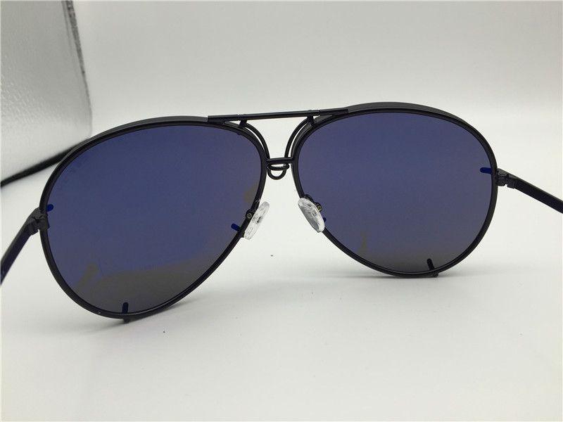 e84261bd0c427 Top Quality Luxury Designer Clubs Sunglasses UV400 Blaze Rose Gold Top Flat  Lens Coating Half Frame Lentes Mujer Flash Gafas Cycling Sunglasses Running  ...