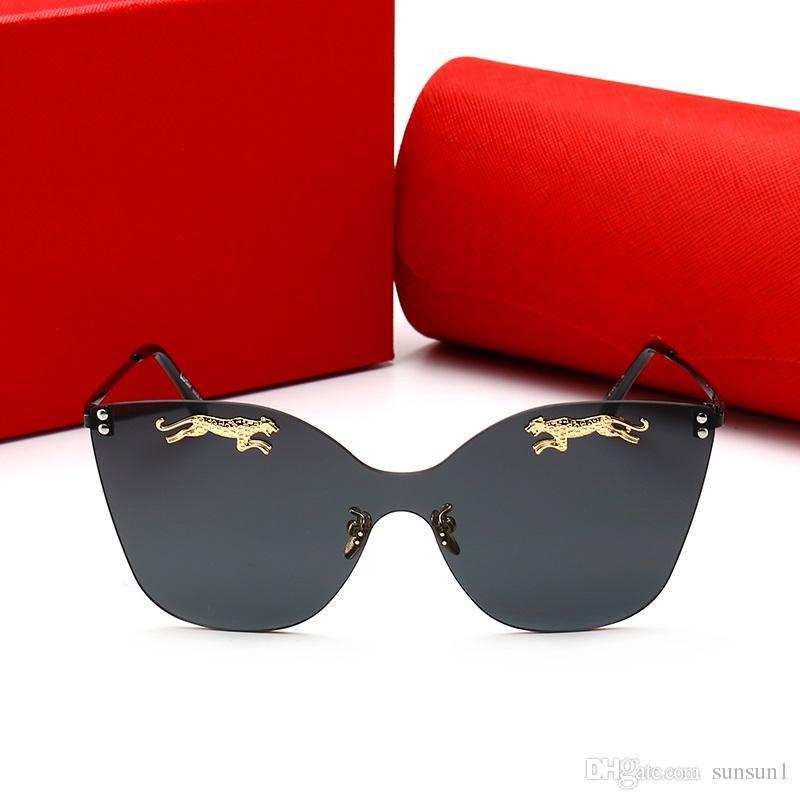Couleur Lunettes Femmes De Cat 2019 Soleil Dazzle 00112 Hommes Eye Cartier Et Populaires Pour IvYf7by6g