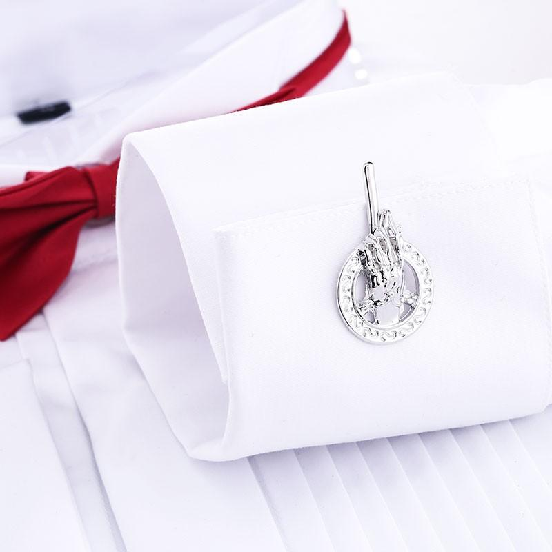 Game of Thrones Paragraph Jewelry cuff links Fashion hand French shirt Luxury cufflink for men