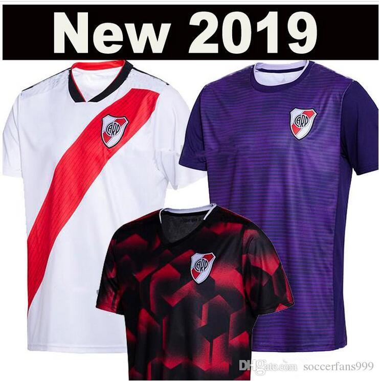 87f0b291fc8 2019 19 20 CAMPEON LIBERTADORES River Plate Soccer Jerseys PONZIO 2019  PRATTO QUINTERO Football Shirt PALACIOS River Plate BORRE Football Jersey  From ...