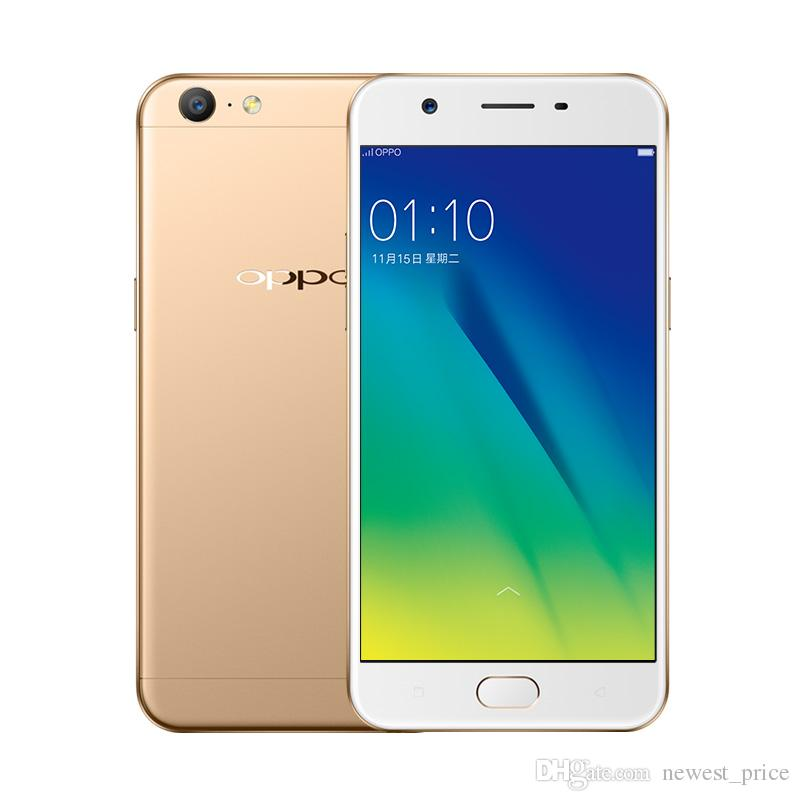 "Original Oppo A57 4G LTE Mobile Phone Snapdragon 435 Octa Core 3G RAM 32G ROM Android 5.2"" IPS 16.0MP Fingerprint ID Smart Cell Phone New"