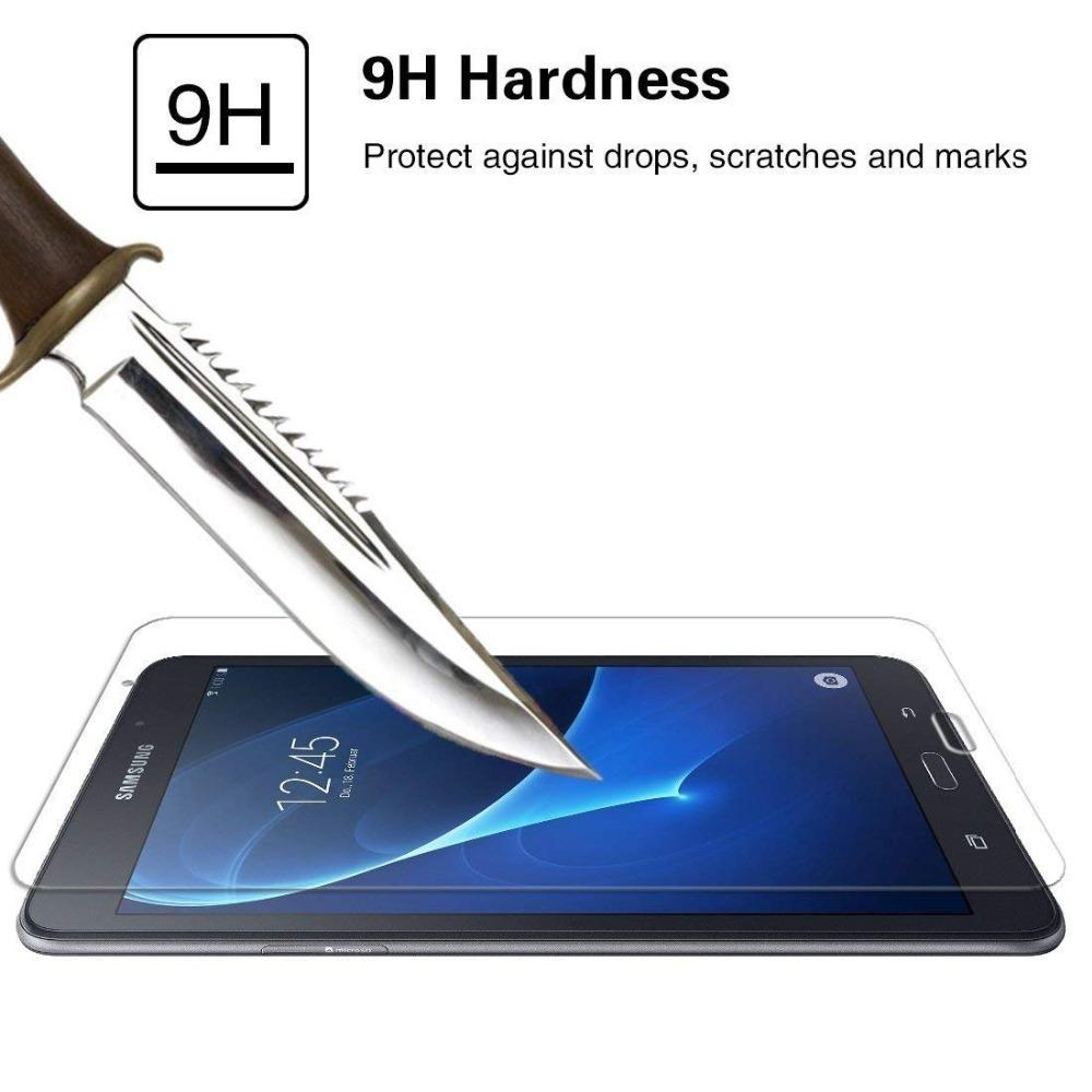 Tempered Glass Screen Protector Film for Samsung Galaxy Tab A 8.0 (2019) T290 T295 w/ Retail Package