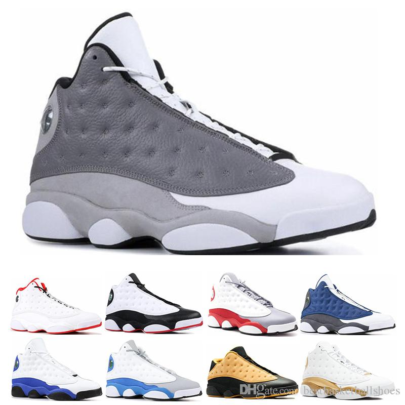 9af64fb1a95b 13 Mens Basketball Shoes Bred Black Cat He Got Game Chris Paul Away ...