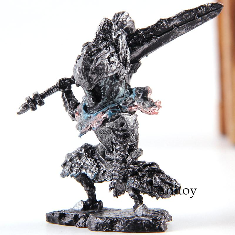 Dark Souls Action Figure Artorias The Abysswalker SD 001 PVC Statue Mini  Decoration Dolls Collection Model Toys