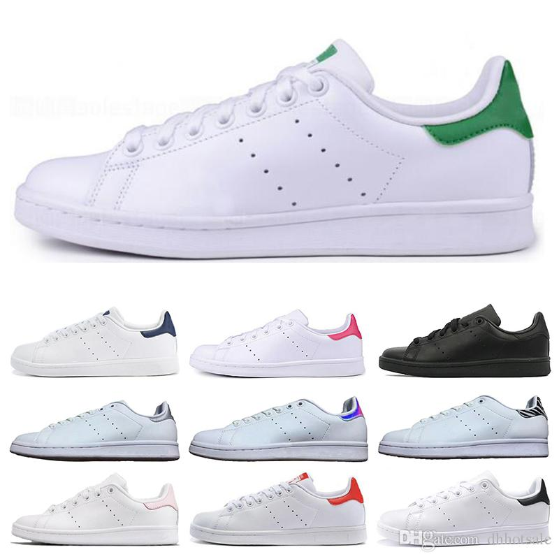 Sport Männer 36 Wohnungen Schuhe Adidas Smith Mode Leder